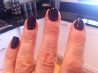 nice fingernails after hypnotherapy